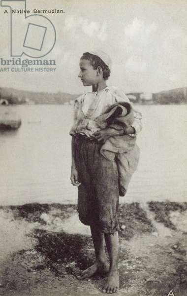 A Bermudan Boy, Bermuda