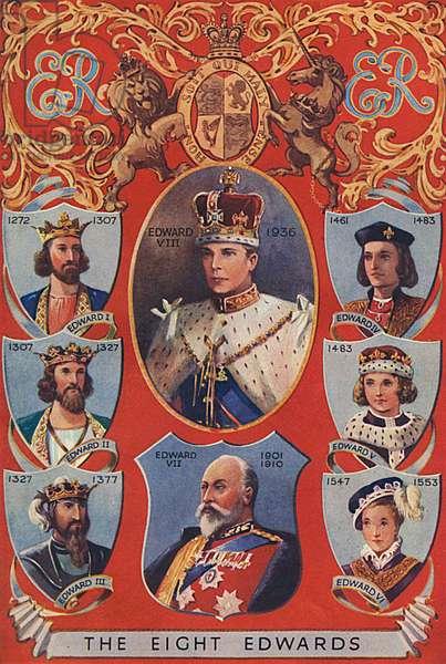 Eight King Edwards