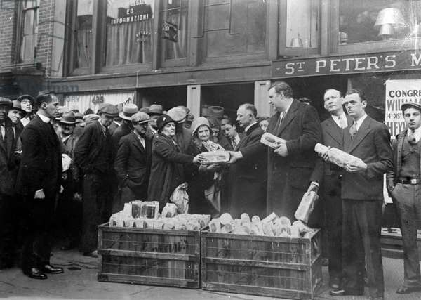 BREAD RATIONING 1930S