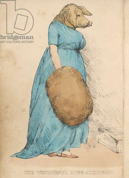 PIG-FACED LADY 1815