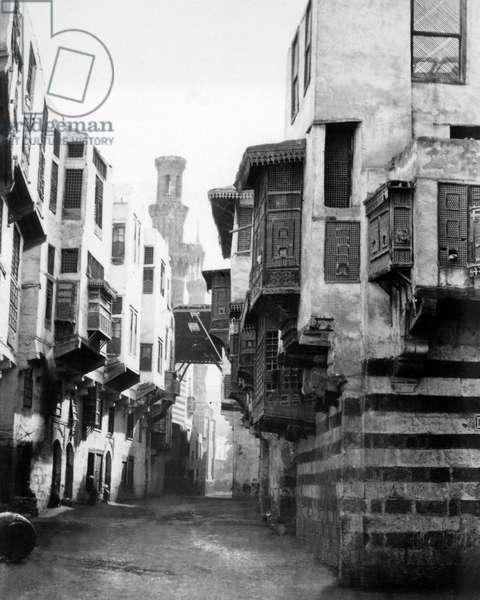 Street in Cairo, Egypt