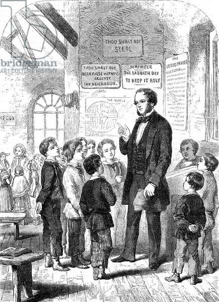 SUNDAY SCHOOL 1858