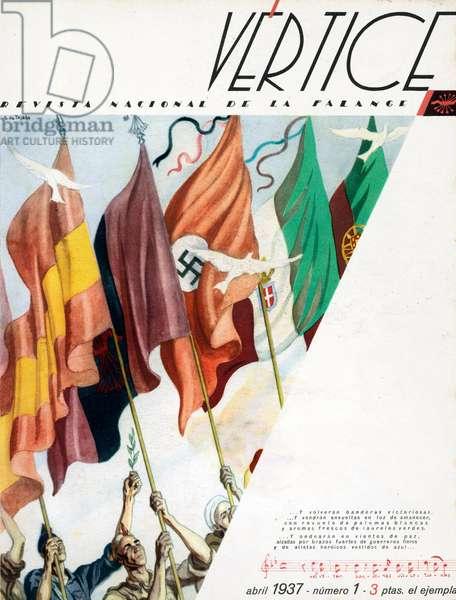 Spanish War: Phalangists