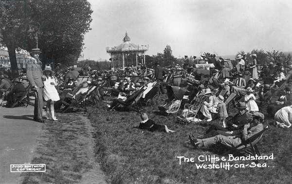 WESTCLIFF ON SEA/1910