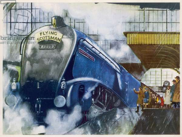 FLYING SCOTSMAN 1930S
