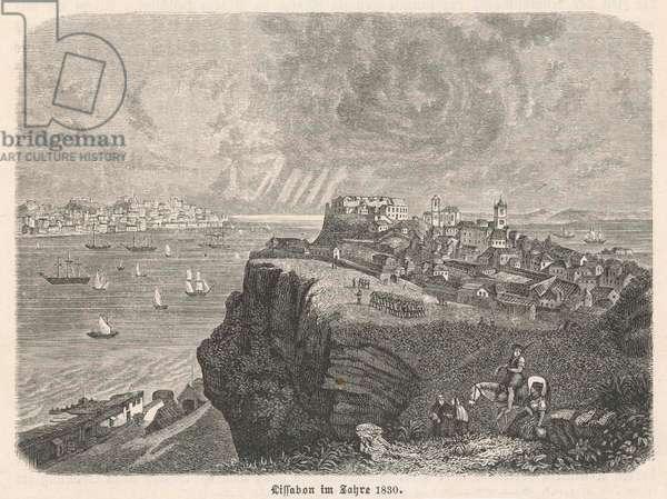 LISBON IN 1830