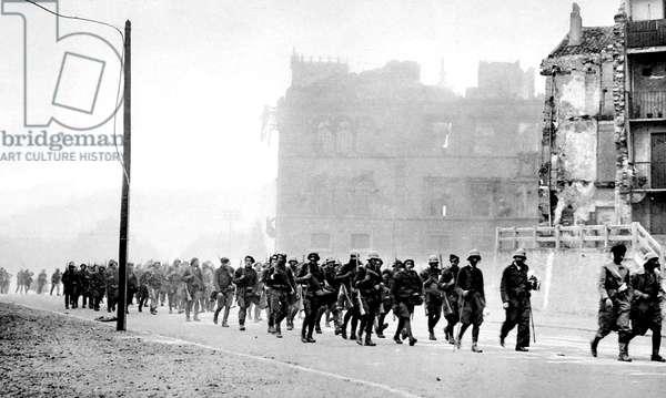Spanish War: Irun