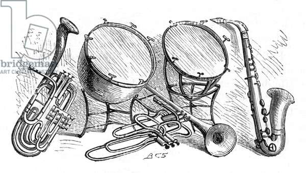 Sax's new musical instruments