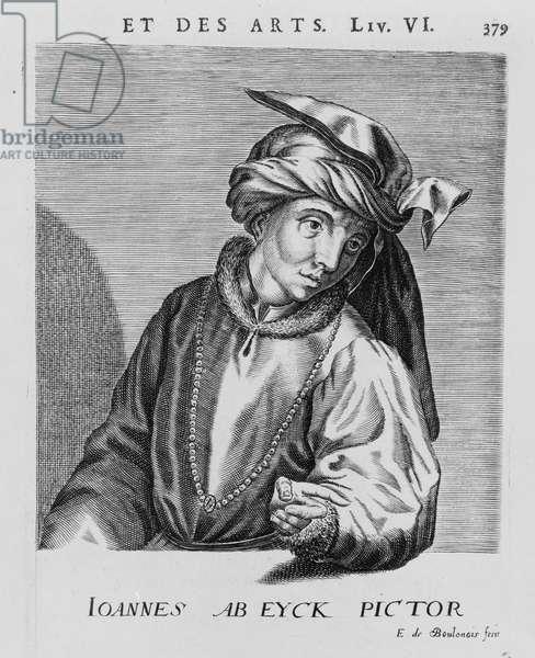 Ioannes Ab Eyck pictor