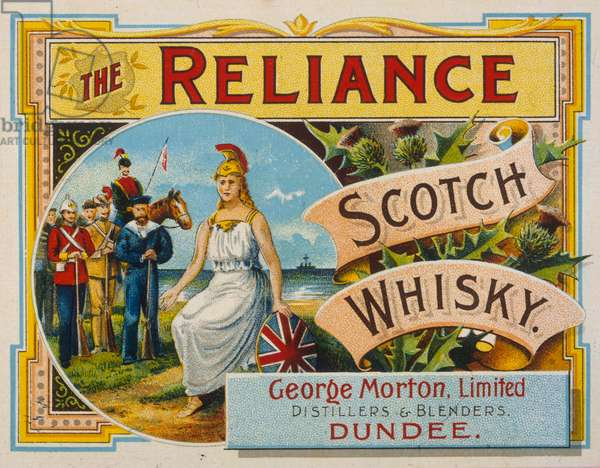 Whisky Morton's Reliance
