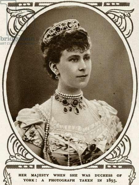Princess May of Teck