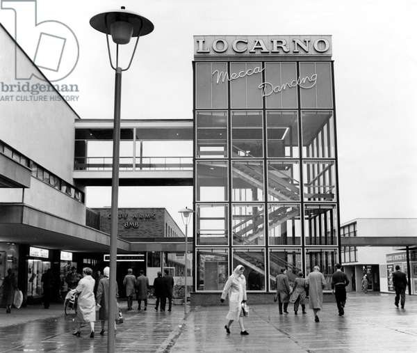 COVENTRY SHOPPING 1961