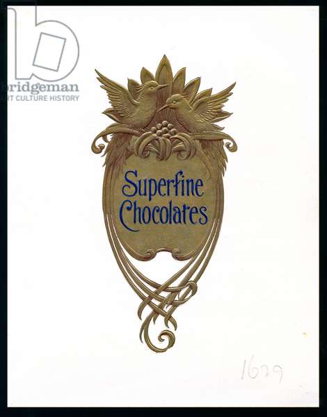 Chocolate box design, Superfine Chocolates