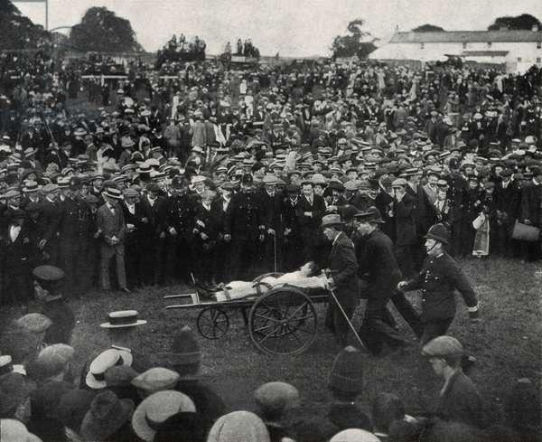 Suffragette Emily Davison Epsom Derby Jockey