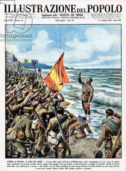 Spanish War: Nationalists