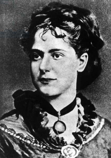 Portrait of Eleanor Marx