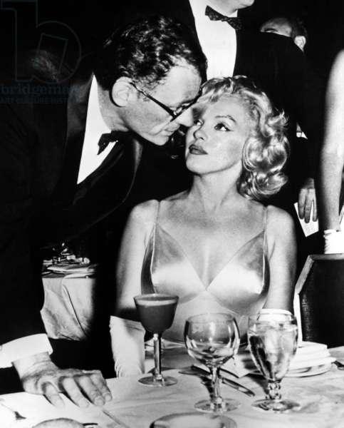 Marilyn Monroe et Arthure Miller