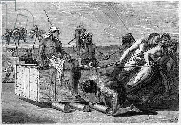 EGYPTIAN SLAVEMASTERS