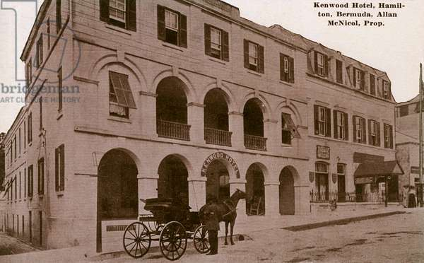 Kenwood Hotel, Hamilton, Bermuda