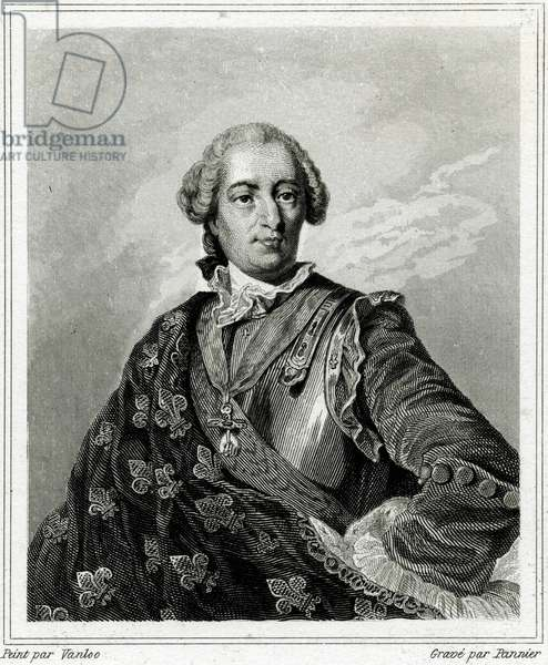 LOUIS XV, FRENCH ROYALTY