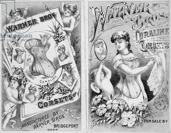 Warner Bros. Coraline health corsets.