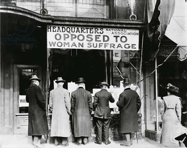 National Anti-Suffrage Association