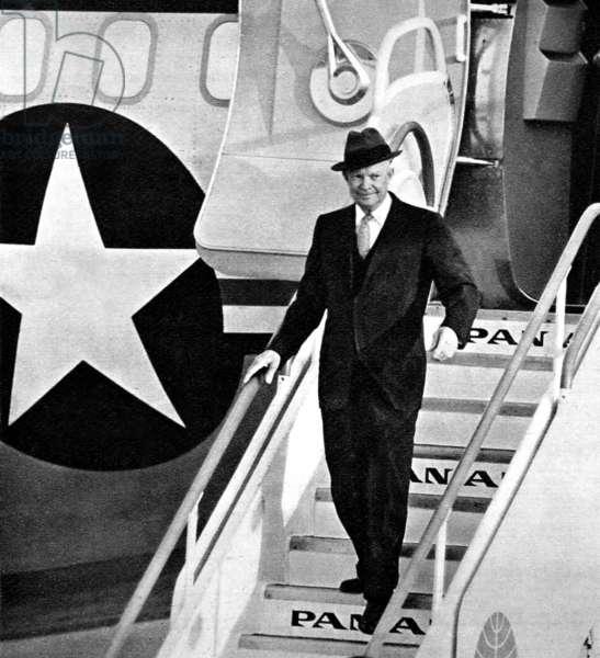 Dwight D Eisenhower
