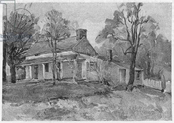 Cottage de Edgar Allan Poe