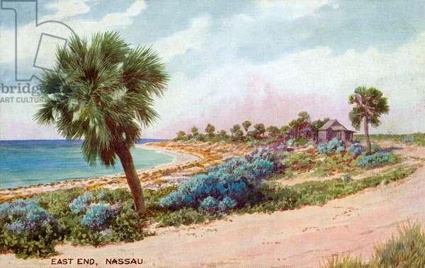 East End of Nassau, Bahamas