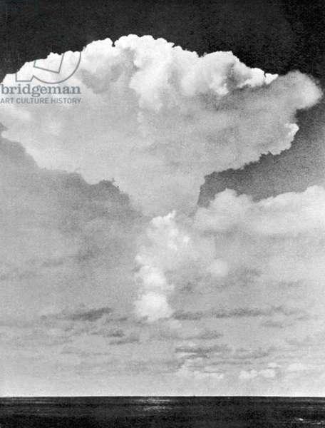 First United Kingdom nuclear test