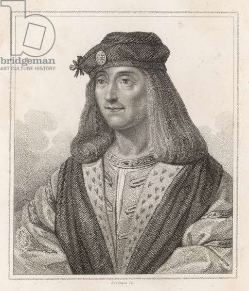 JAMES IV OF SCOTLAND