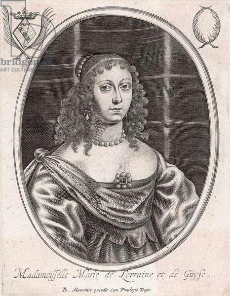 Marie de Lorraine Guise