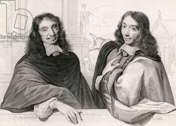 Francois Mansart and Claude Perrault