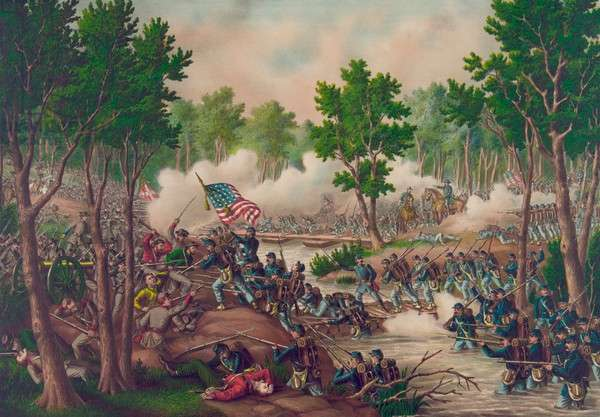 Battle of Spottsylvania, American Civil War