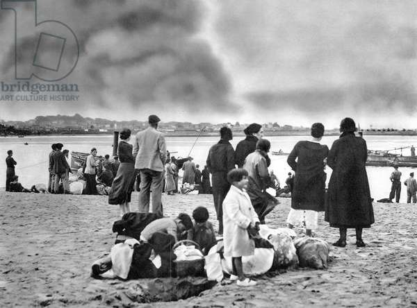 Spanish War: Fire of Irun