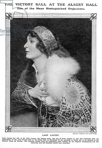 Lady Lavery