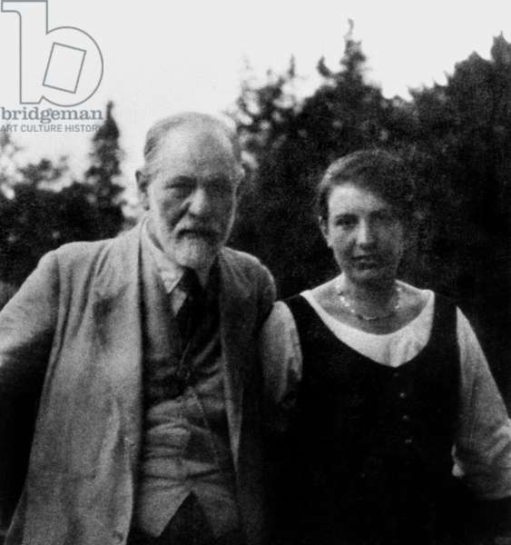 FREUD/ANNA/1920S/45D