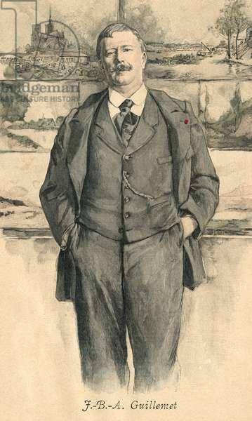 Jean-Baptiste-Antoine Guillemet