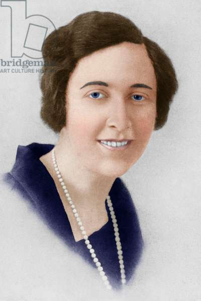 Agatha Christie - English crime novelist, short story writer