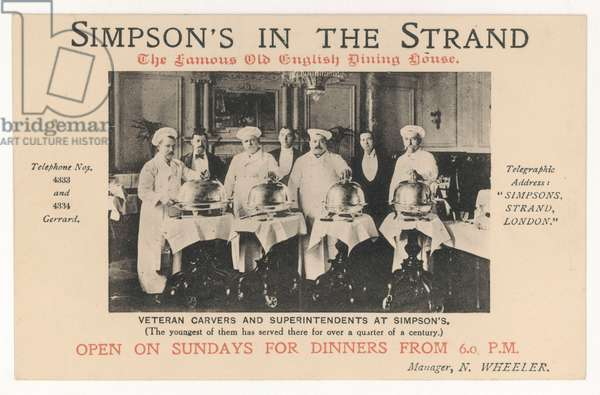 SIMPSONS STRAND CHEFS