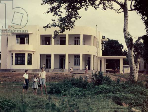 Inya Lake House - Rangoon