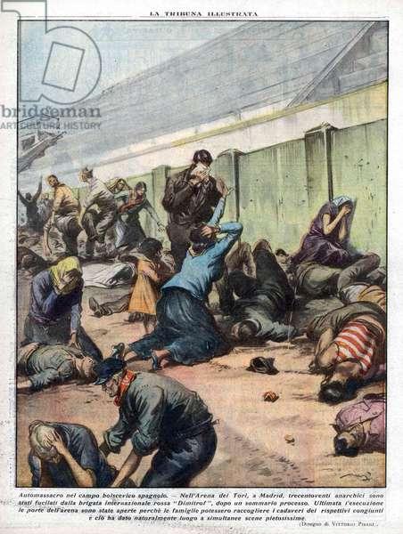 Spanish War: Republican Discord