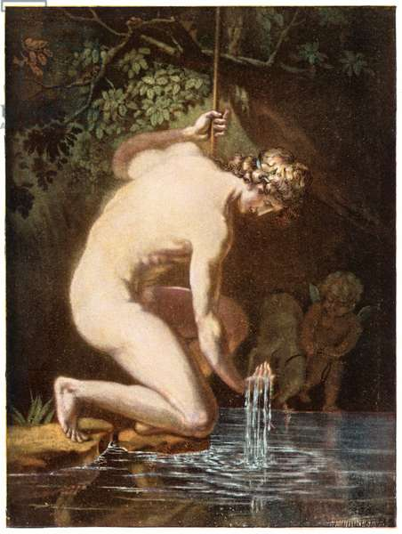 NARCISSUS/CLASSICAL MYTH