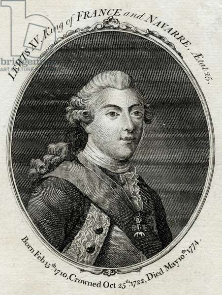 LOUIS XV (ANON)