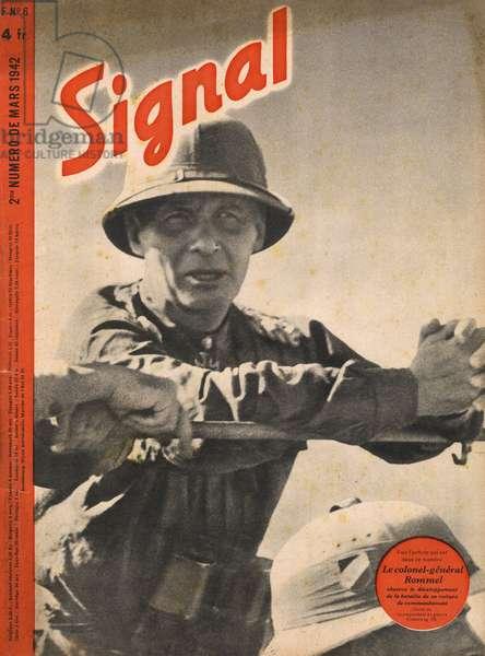 ERWIN ROMMEL/SIGNAL 1942