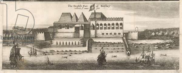 ENGLISH FORT AT BOMBAY 2
