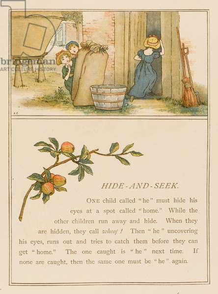 HIDE AND SEEK 1889