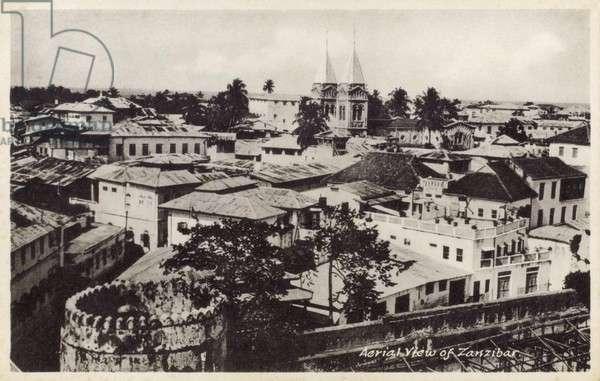 Zanzibar - Zanzibar City (Stone Town)