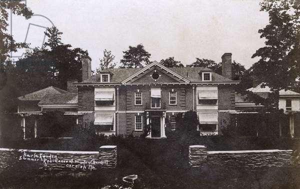 Harlakenden House, Cornish, New Hampshire, USA