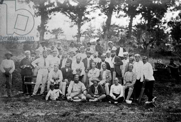 Bermuda Cricketers, Bermuda (1873)